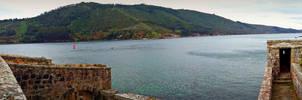Ria de Ferrol, Spain by carrodeguas