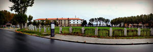 Cuartel de Dolores Ferrol, Spain by carrodeguas