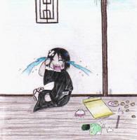 Poor Hanataro by yuuyami-artist