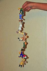Hetalia Chibi Chain by yuuyami-artist