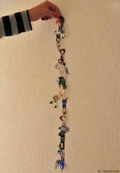 Noah's Ark Circus-Chibi Chain by yuuyami-artist