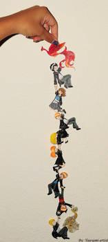 Harry Potter-Chibi Chain by yuuyami-artist