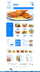 Seafood Website_by Dabbexsahi by dabbex30