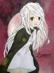 Meet my OC Lunacy by Xrisoka