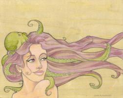 The Octopus Mermaid Series, 10 by khallion