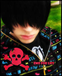 Emo For Life by NiniRioux