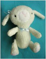 Spring Lamb Plush by elbooga