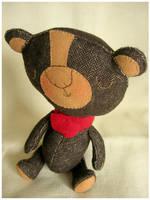 Teddy Bear by elbooga