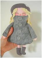 Estrela custom plush by elbooga