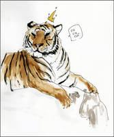 Monarch by elbooga