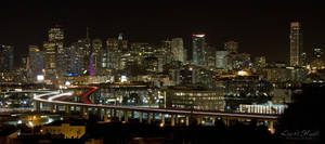San Francisco Lights by LeashaHooker