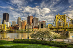 Pittsburgh Spring by LeashaHooker