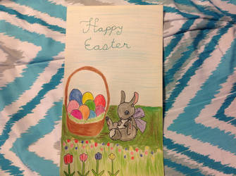 Happy Easter by PhatPandaPo23