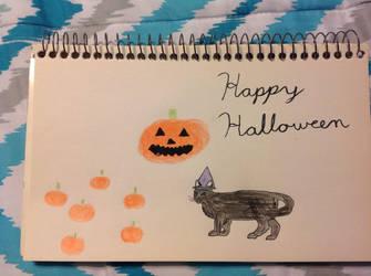Happy Halloween by PhatPandaPo23