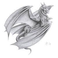 random dragon III by Ankaraven