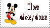 Mickey Mouse Stamp by lil-richo
