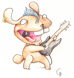 Billy Bunny by GTK666