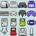 Consoles et Manettes Nintendo by GTK666