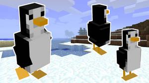 Penguin by GTK666