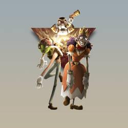 A big-Boom Team by GTK666