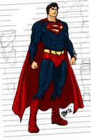 Superman Armor by kyomusha