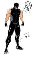 SI Wildcat Design by kyomusha