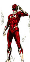 MMPR: Red Ranger Gen 2 by kyomusha