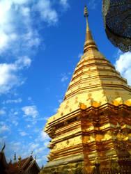 Wat Phrathat Doi Suthep by shadowed-light-waves