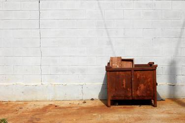 Rust of Disposal by koribowers