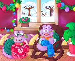 Holidays by R1nRina