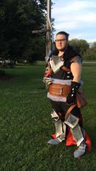 [Garrett Hawke] Test Wear by nerdjelly