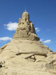 Sandcastles 2 by Bemari