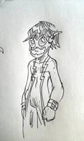 Sketch: Impulse by kingandy