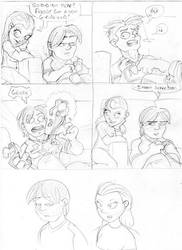 Girls and Boys by kingandy