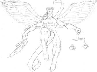 Angels II: the revenge by kingandy