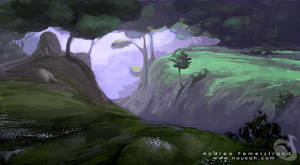 Landscape 100929 by Noukah