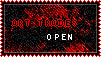 Art Trades Open stamp by D3lDARA-Resources