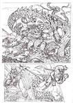 Dragon's Treasure by dreamflux1