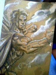 Super sketch... by dreamflux1