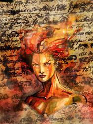 Phoenix? by dreamflux1