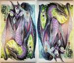 Maleficent - Queen of Spades by dreamflux1