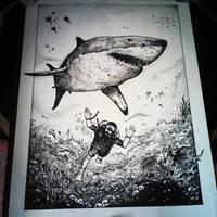 Sharky by TimurKhabirov