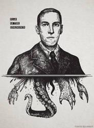 Lovecraft by TimurKhabirov