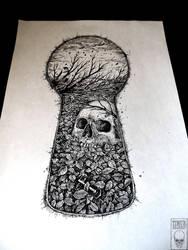 keyhole by TimurKhabirov