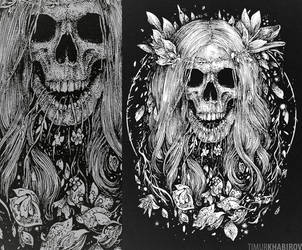 Dead Witch by TimurKhabirov