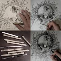 Work in progress by TimurKhabirov