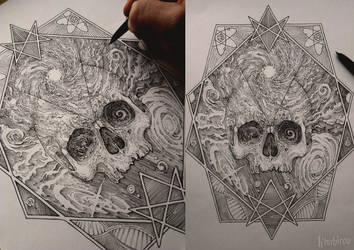 Hexagram Universe. by TimurKhabirov