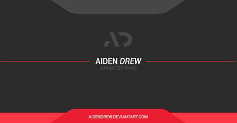 Minimalist Deviant ID by AidenDrew
