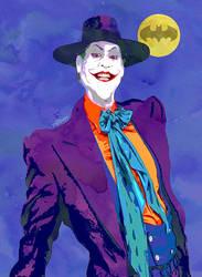 The Joker by wooden-horse