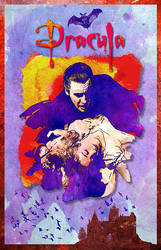 Dracula Poster by wooden-horse